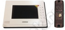 Commax Комплект CDV-71AM XL/Visit White