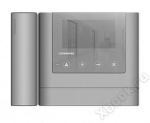 Commax CDV-43MH(Mirror) серый
